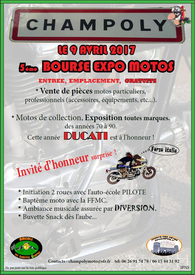 Champoly 2017