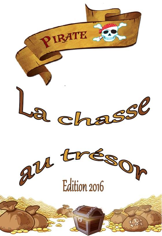 La chasse au tresor edition 2016